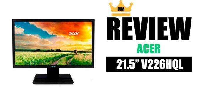 Acer V226HQL e bom?