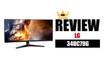 monitor LG 34UC79G