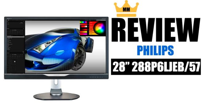 Philips 288P6LJEB-57