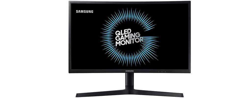 Monitor Samsung-LC24FG73FQLXZD