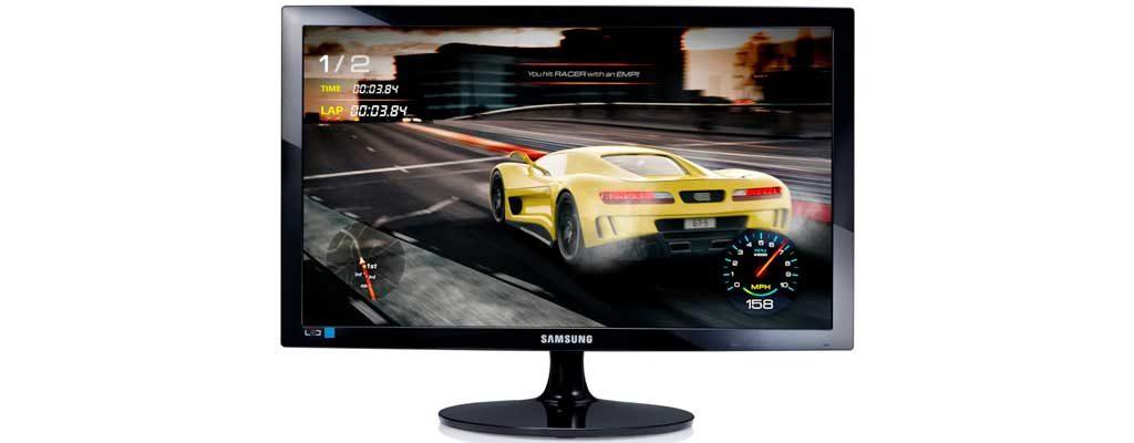 Samsung LS24D332HSX/ZD