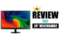 Acer m2470swd2 review