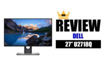 Dell U2718Q review portugues