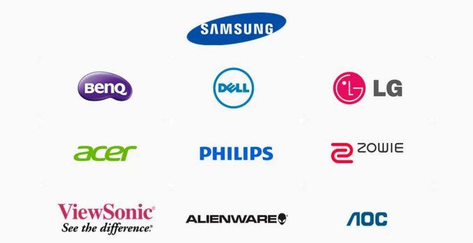 melhores marcas de monitor computador