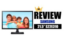 samsung s22e310 review