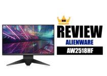 AW2518HF review