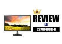 review lg 22mk400h b