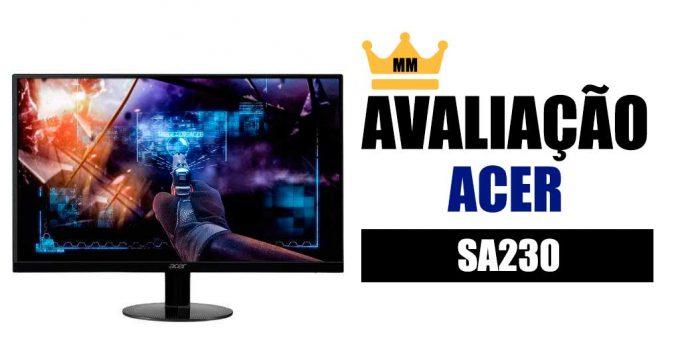 Acer SA0 Review