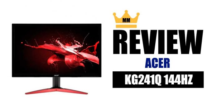 review monitor acer kg241q