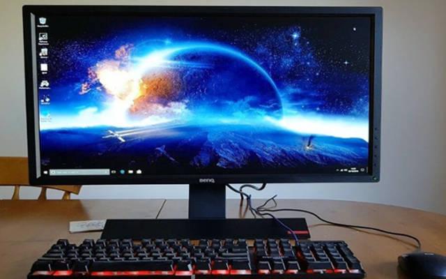 qualidade de tela do monitor