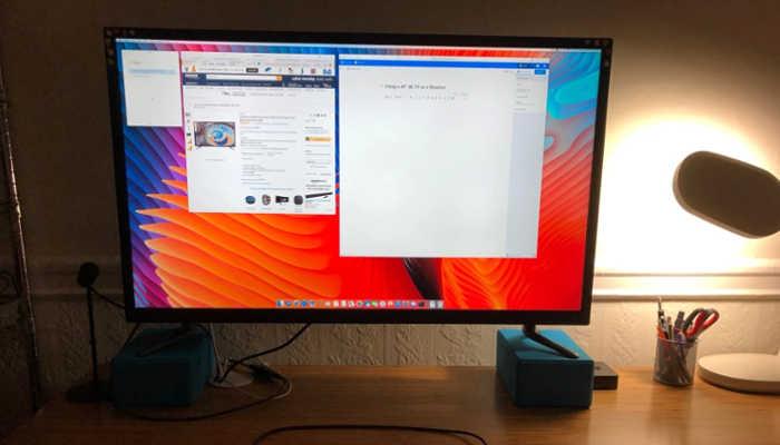 smart tv como monitor de computador