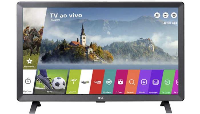 Smart TV monitor LG 24TL520S