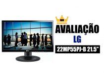 review lg 22mp55pj